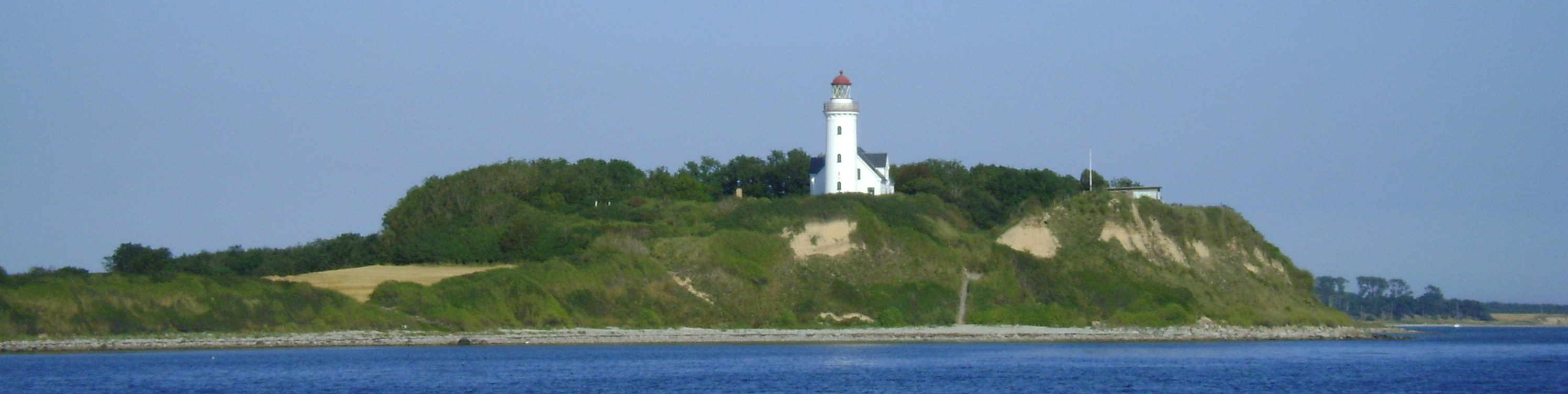 Samso lighthouse